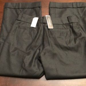 Banana Republic wide leg Jackson fit pants new.